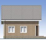 проект каркасного дома SDn-532 4